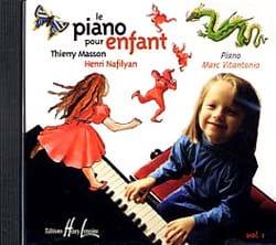 MASSON - NAFILYAN - Piano Pour Enfant Volume 1 Cd - Partition - di-arezzo.fr