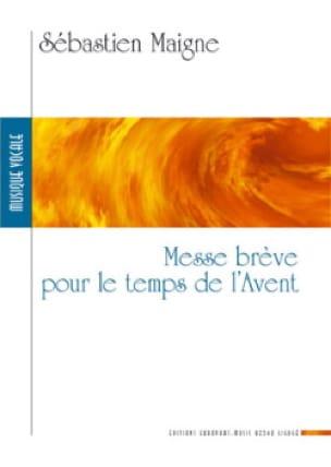 Messse Brève Pour le Temps de L'avent - laflutedepan.com