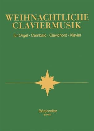 Weihnachtliche Claviermusik Partition Orgue - laflutedepan