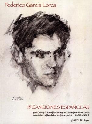 15 Canciones Españolas - Lorca Federico Garcia - laflutedepan.com