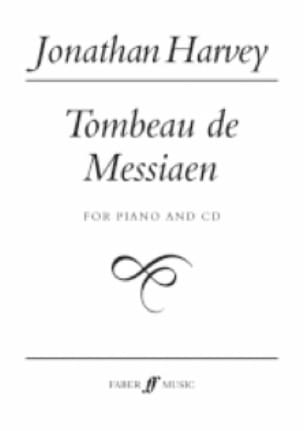Le Tombeau de Messiaen - Jonathan Harvey - laflutedepan.com