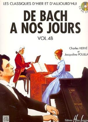 de Bach à nos Jours - Volume 4B DE BACH A NOS JOURS laflutedepan