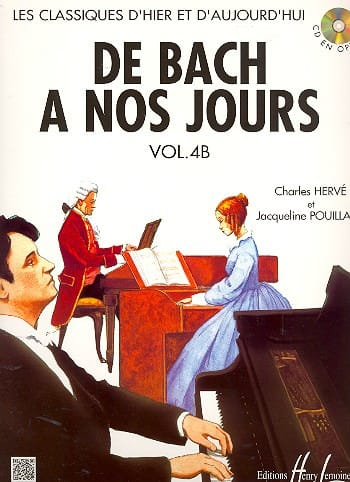 de Bach à nos Jours - Volume 4B - laflutedepan.com
