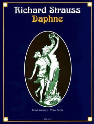 Daphne Opus 82 Richard Strauss Partition Opéras - laflutedepan