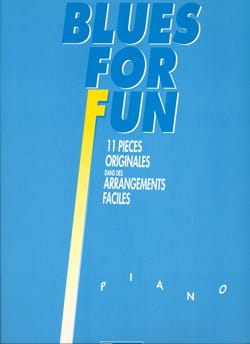 Blues For Fun Partition Piano - laflutedepan