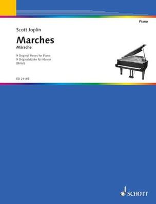 Marches - JOPLIN - Partition - Piano - laflutedepan.com