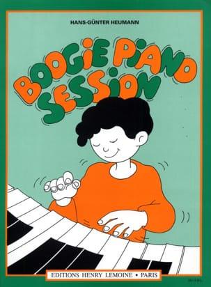 Boogie Piano Session Hans-Günter Heumann Partition laflutedepan