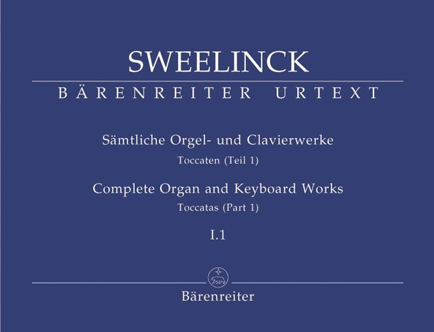 Oeuvre pour orgue et clavier Volume 1-1 - laflutedepan.com
