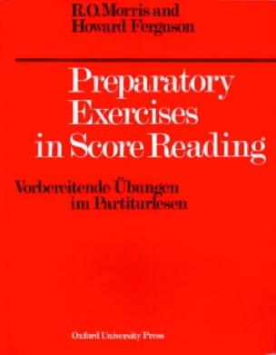 Preparatory Exercices For Score Reading - laflutedepan.com