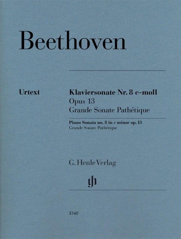 Sonate pour piano n° 8 en ut mineur Opus 13 - laflutedepan.com