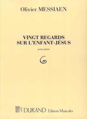 20 Regards sur L'enfant Jésus - MESSIAEN - laflutedepan.com