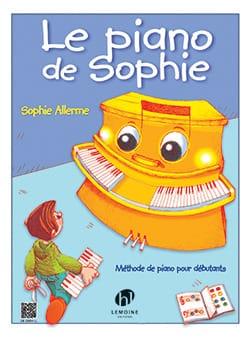 Le Piano de Sophie Sophie Allerme Partition Piano - laflutedepan