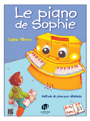 Le Piano de Sophie - Sophie Allerme - Partition - laflutedepan.com