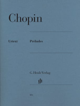 CHOPIN - preludi - Partition - di-arezzo.it