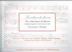 - The Little Fingers of the Harpsichord: Germany, 1st Part. - Partition - di-arezzo.co.uk