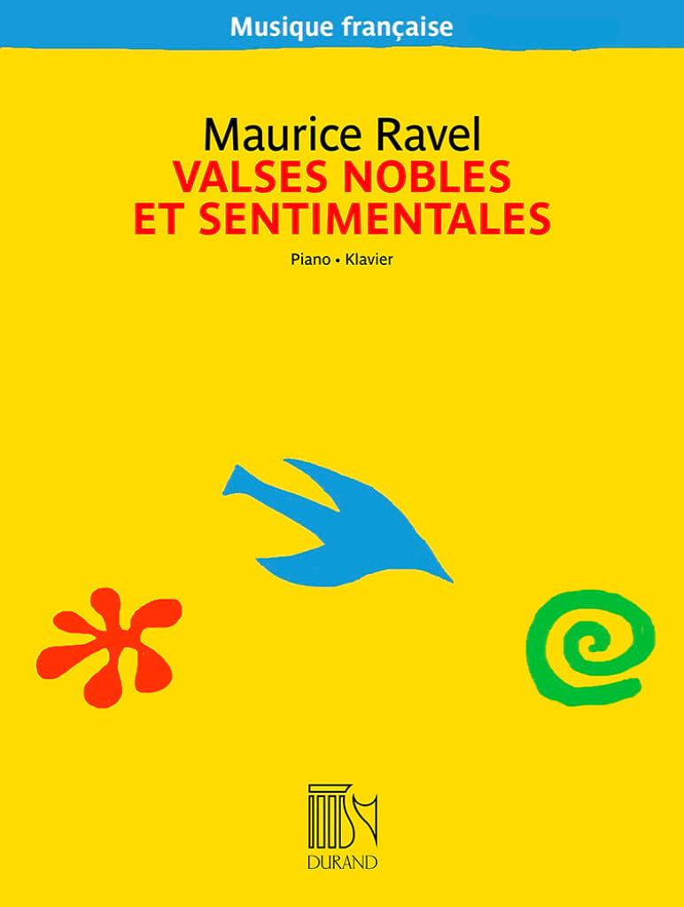 Valses Nobles et Sentimentales - RAVEL - Partition - laflutedepan.com