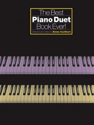 The Best Piano Duet Book Ever ! Partition Piano - laflutedepan