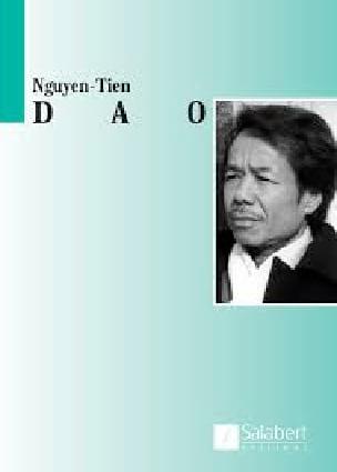 Mua - Nguyen Thien Dao - Partition - Clavecin - laflutedepan.com