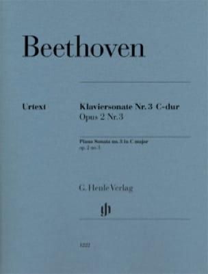 Sonate pour piano n° 3 en do majeur Opus 2-3 - laflutedepan.com
