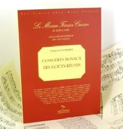 Concerts Royaux. les Goûts Réunis COUPERIN Partition laflutedepan
