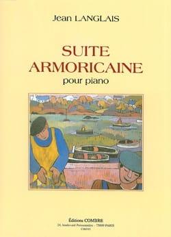 Suite Armoricaine Op. 20 Jean Langlais Partition Piano - laflutedepan