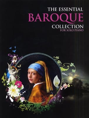 The Essential Baroque Collection Partition Piano - laflutedepan