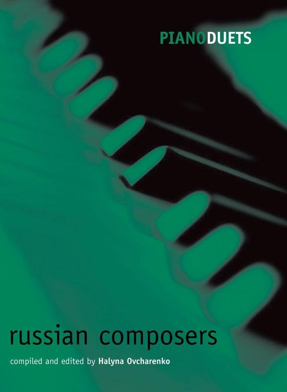 Russian Composers. 4 mains - Partition - Piano - laflutedepan.com