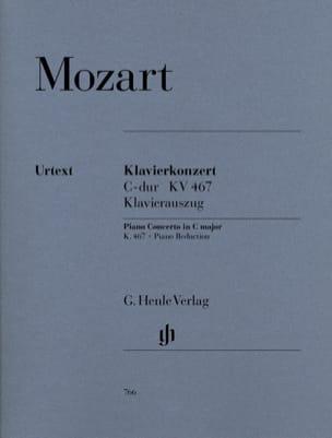 Concerto Pour Piano N° 21 en Do Majeur K 467 MOZART laflutedepan