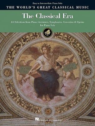 The Classical Era. Facile - Partition - Piano - laflutedepan.com