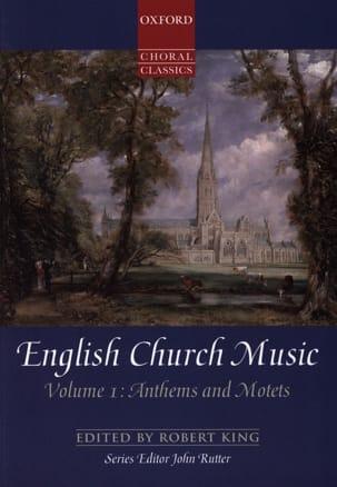 English Church Music Volume 1 Partition Chœur - laflutedepan
