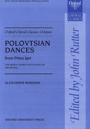 Polovtsian Dances from Prince Igor BORODINE Partition laflutedepan