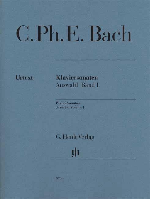 Sonates choisies pour piano Volume 1 - laflutedepan.com
