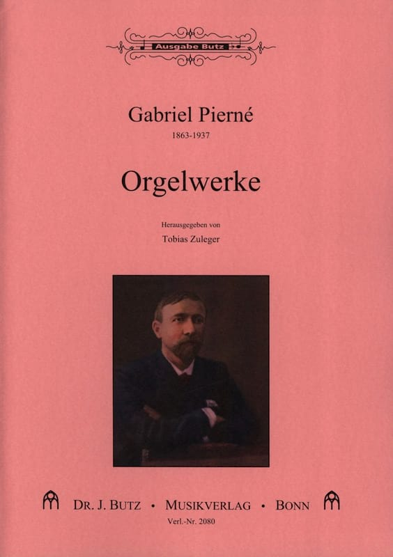 Orgelwerke - PIERNE - Partition - Orgue - laflutedepan.com