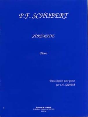 Sérénade D 957 - SCHUBERT - Partition - Piano - laflutedepan.com