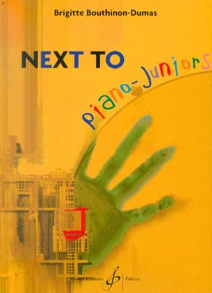 Next To Piano Juniors Brigitte Bouthinon-Dumas Partition laflutedepan