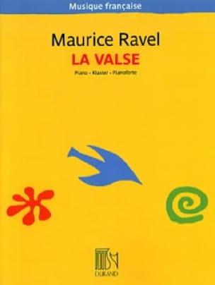 La Valse. - RAVEL - Partition - Piano - laflutedepan.com