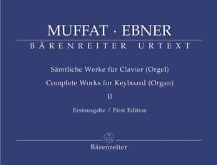 Complete Works For Keyboard Organ Volume 2 laflutedepan