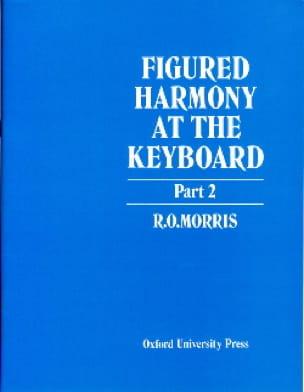 Figured Harmony At The Keyboard Book 2 - laflutedepan.com