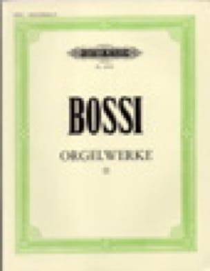 Oeuvre D'orgue Volume 2 - Marco Enrico Bossi - laflutedepan.com