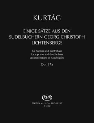 Ein Sätze Aus Den Sudelbüchern Georg Christoph Lichtenbergs op. 37a laflutedepan