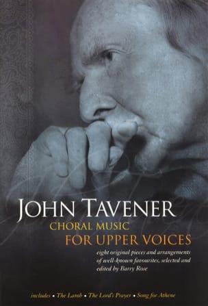 Choral Music For Upper Voices John Tavener Partition laflutedepan