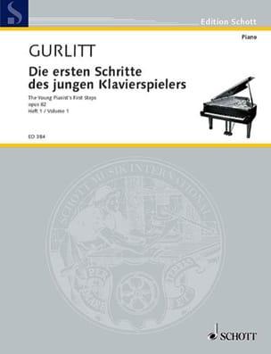 Die Ersten Schritte des Jungen Klavierspielers Opus 82 Volume 1 laflutedepan