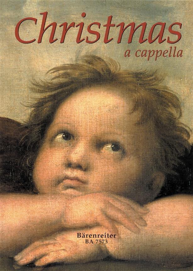 Christmas A Cappella - Partition - Chœur - laflutedepan.com