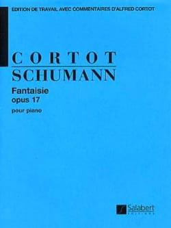 Fantaisie Do majeur Opus 17 SCHUMANN Partition Piano - laflutedepan