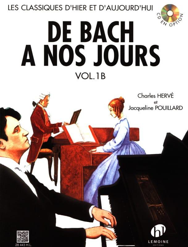 de Bach à nos Jours - Volume 1B - laflutedepan.be