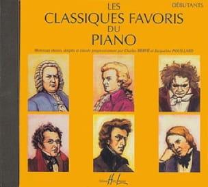 Classiques Favoris Débutant CD - Partition - laflutedepan.com