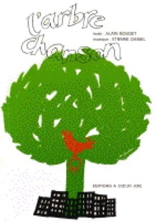 L'Arbre-Chanson - Etienne Daniel - Partition - laflutedepan.com