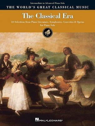 The Classical Era. Moyen Partition Piano - laflutedepan