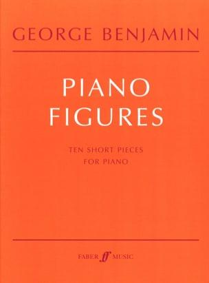 Piano Figures George Benjamin Partition Piano - laflutedepan