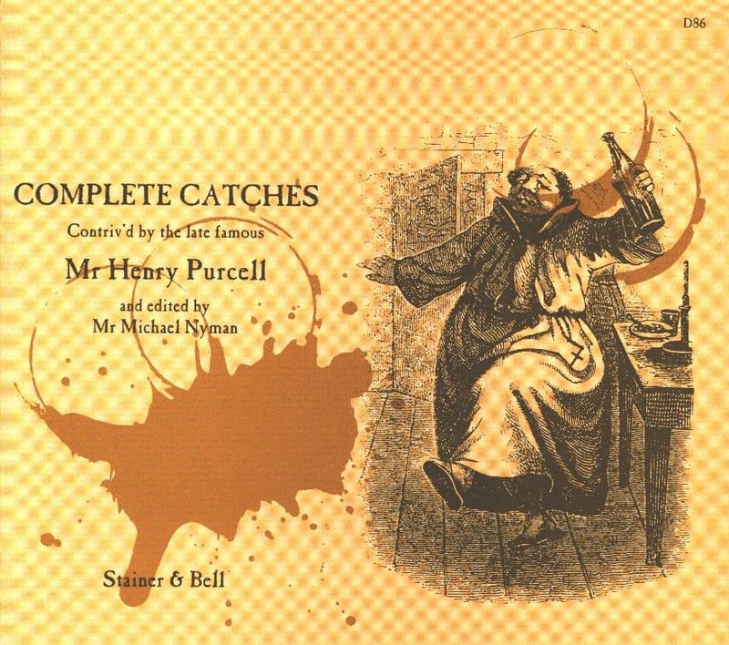 Complete Catches - PURCELL - Partition - Chœur - laflutedepan.com